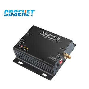 Беспроводной передатчик LoRa SX1276 RS485 RS232, 868 МГц, радиочастотный приемопередатчик с большим радиусом действия, E32-DTU-868L30, CDSENET, uhf, модуль DTU