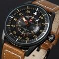 Men's Wrist Watches Hot Luxury Brand Watches Men Business Clock Quartz Watch With Date Mens Wristwatch Relogio Relojes Naviforce