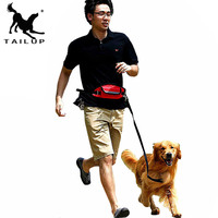 TAILUP Pet Products For Large Dog Hands Free Leash Leads Collar Adjustable Dog Harness Leash