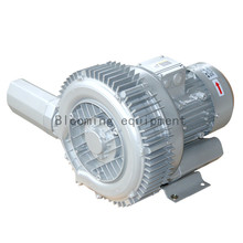 EXW 2RB320-7HA31 double stage   single phase 1AC 280mbar pressure air ring blower/pumpfor fish farming /industrial /mini CNC