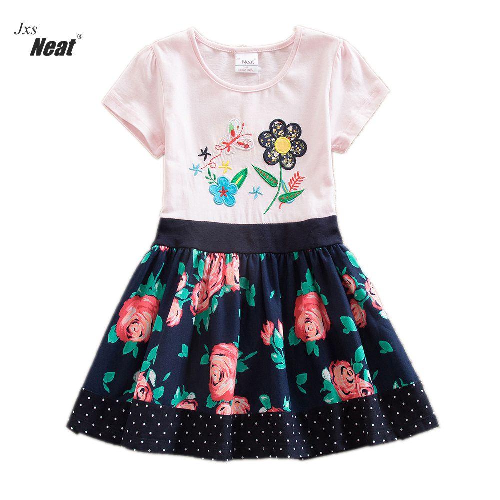 ropa de bebé niña de manga corta vestido de niñas niños bonitos - Ropa de ninos