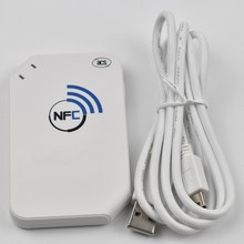 ACR1255U 13.56Mhz Đầu Đọc Thẻ RFID Nhà Văn Giao Diện USB Không Dây Android Bluetooth NFC Đầu Đọc