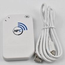 ACR1255U 13.56mhz RFID lecteur de carte écrivain interface USB pour lecteur sans fil Android Bluetooth NFC