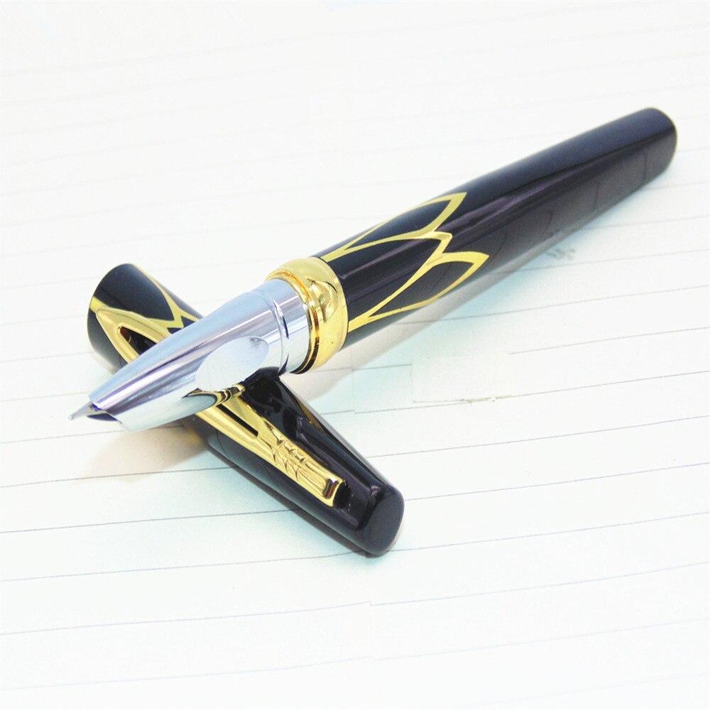 You 3019 Black Business Office Fine Nib Fountain Pen New