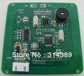Freeshipping! RFID ISO14443A 13.56 Mhz 5 V S50S70 antena embutida construído em 230400bps range10cm RS232 Escritor Leitor de cartão