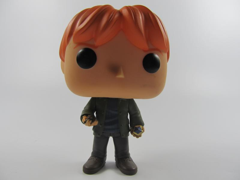 Funko pop  Horror Movie:Harry potter-Ron Weasley Vinyl Figure  Model Toy with IN Box