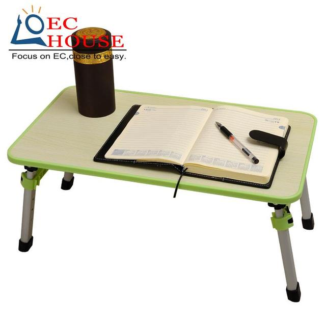 The new bed comter lifting table office desk notebook cooling simple household folding special offer