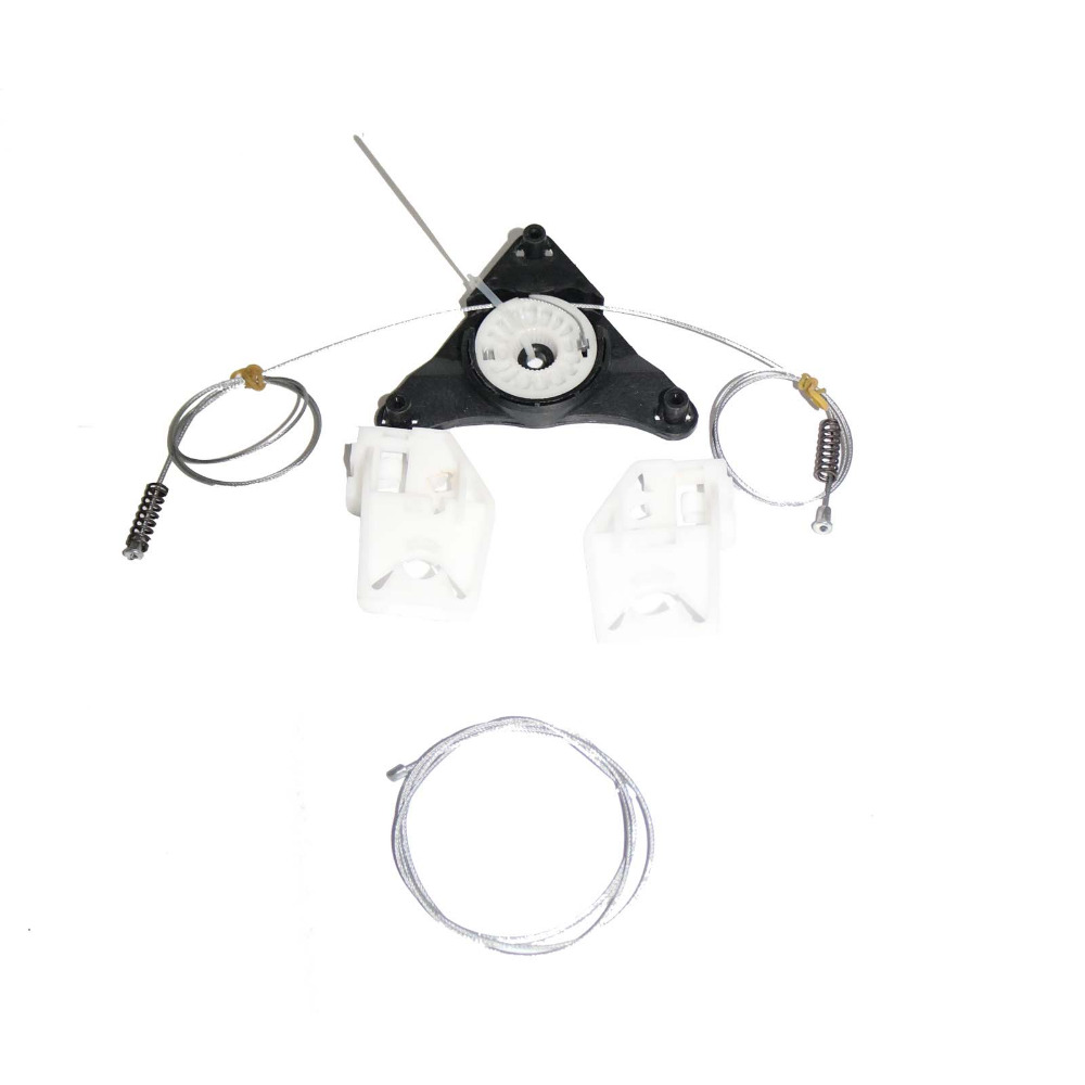 Vinduesregulator Reparationssæt foran til venstre for Skoda Octavia A5 A6 2004 2005 2006 2007 2008 2009 2010 2011 2012 2013