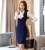 Nova Chegada da Primavera Outono OL Formais Estilos Ternos Das Mulheres de Negócio Trabalho Profissional Com Blusas E Vestido Escritório Roupas Se