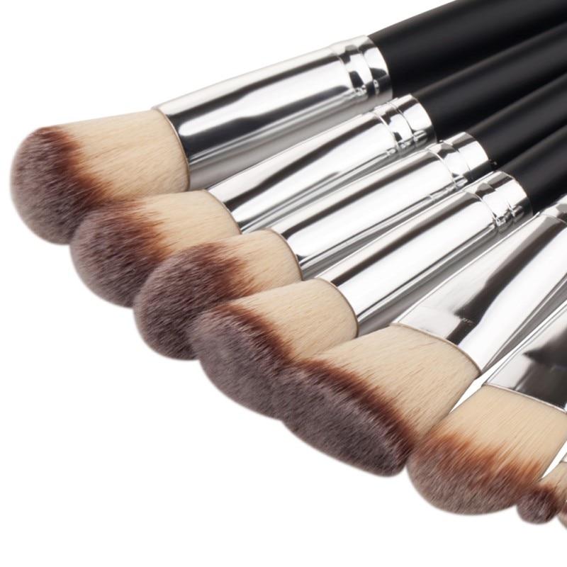 Hot Makeup Brush Set Soft Powder Cosmetic Foundation Eyeshadow Blending Pencil Brushes Face Makeup Tools 15pcs blending pencil cosmetic brushes