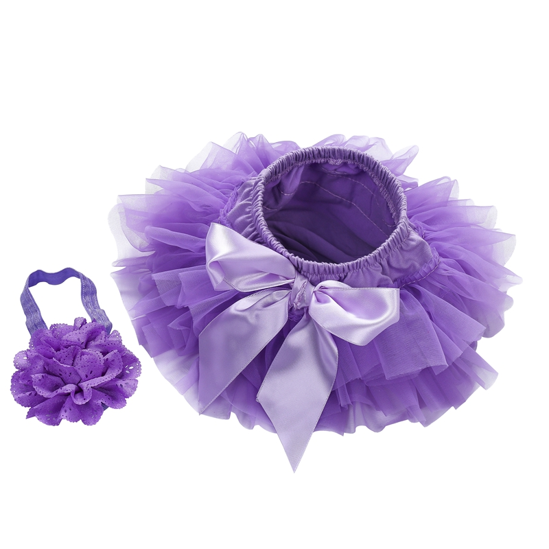 Baby Tutu   Shorts   Bloomers Cute Baby Diaper Cover Newborn Flower Chiffon Ruffle   Shorts   Toddler Lucky Child Fashion Clothes
