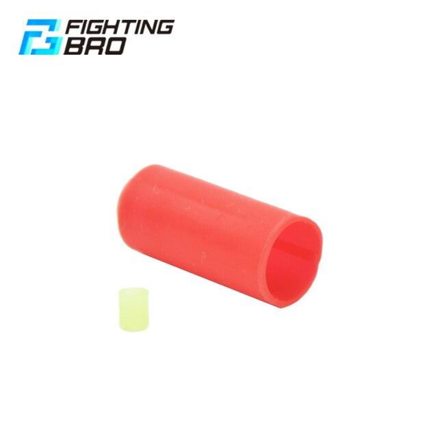 FightingBro 70 stopni twardy Hop Up Bucking guma do Airsoft AEG M4 AK Paintball akcesoria wiatrówki Outdoor Sports