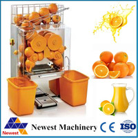 orange juice machine for sale/electric commercial orange juicer machine/home appliance orange juice machine
