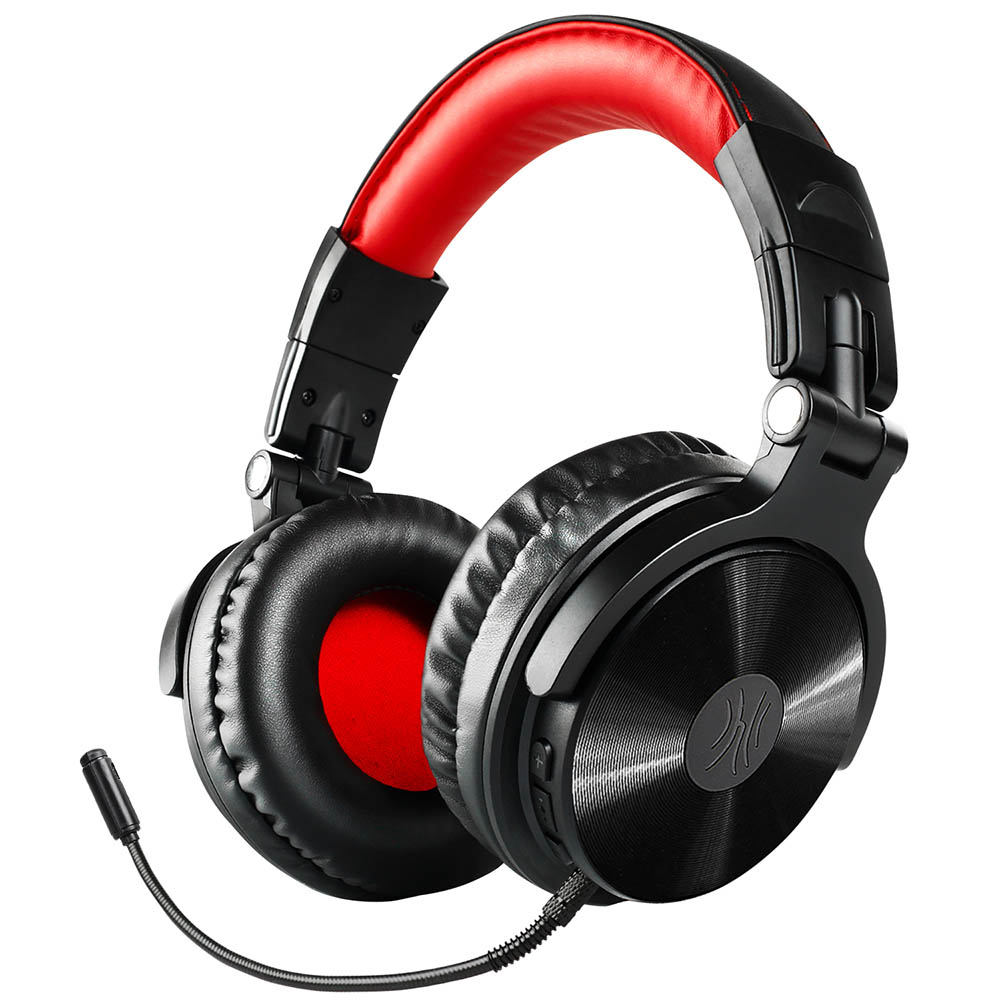 OneAudio Wireless Bluetooth Headphone With Extended Mic HIFI Stereo Wireless Bluetooth 4 1 Gaming Headset For