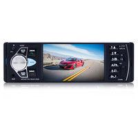 HD 4.1 inch Bluetooth MP5 Player Reversal Priority FM Auto Car Radio Player DC12V 1DIN Car Radio Stereo on board Plug in Machine