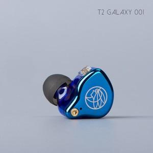 Image 5 - Tfz t2 다이나믹 드라이버 하이브리드 이어폰 이어폰 hifi dj 모니터 이어 버드 이어폰 분리형 2pin 0.78mm s2 에어 킹 no. 3 t3 퀸