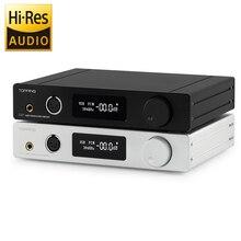 NEW TOPPING DX7 ESS9018K2M *2 XMOS TPA6120*2 opa2134 DSD USB DAC AUDIO amplifier Balanced decoder Headphone amp 32BIT/384KHz