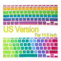 Keyboard Protector Flim Keypad Cover Skin for apple MacBook Air 11.6 11""