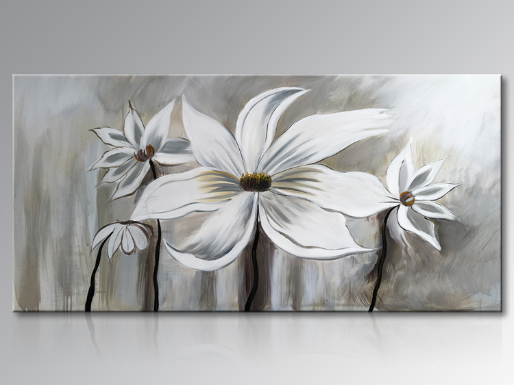 Lotus Flower Painting Canvases