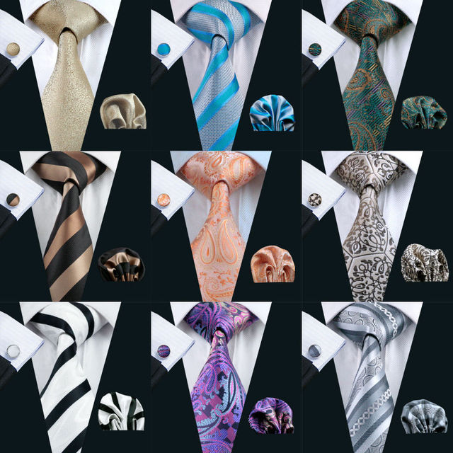 40 Styles Men`s Tie 100% Silk  3