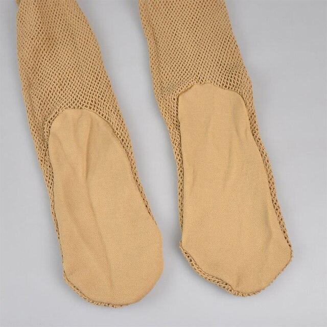 Mesh Skin Colors Stockings  3