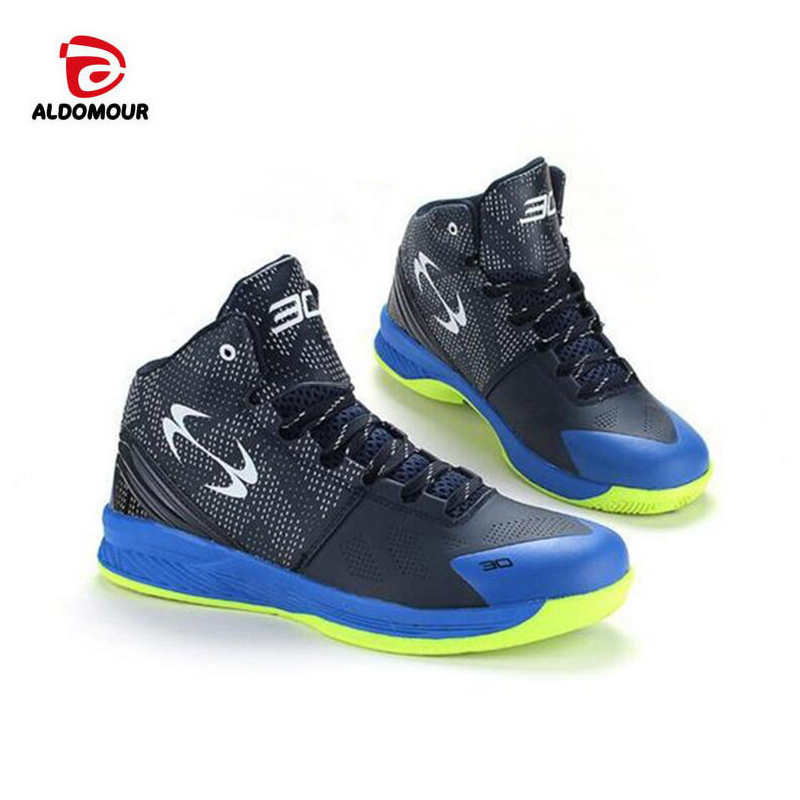 01e6fa59daeb ALDOMOUR Lifestyle basketball shoes for lovers newest 2018 basketball  sneakers men women boots lace up basket homme four season-in Basketball  Shoes from ...