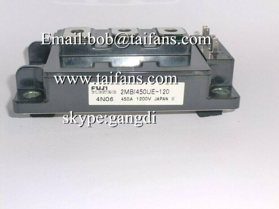 Original new IGBT power module 2MBI450UE 120 03 2MBI450UE 120