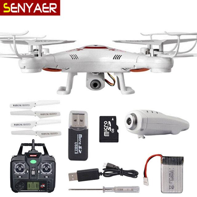 Mais barato com câmera hd zangão bangyang x5c-1 atualizado versão x5c rc helicóptero 2.4g 4ch 6-axis quadcopter toys