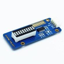 Adeept New 10 Segment Led Bar Graph Module for Arduino Raspberry Pi ARM AVR DSP PIC Freeshipping headphones diy diykit