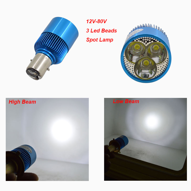 Online Shop for scooter led bulbs Wholesale with Best Price