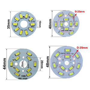 Светодиодная панель SMD5730 для ПХД, 5 Вт, с алюминиевым основанием для потолочного светильника