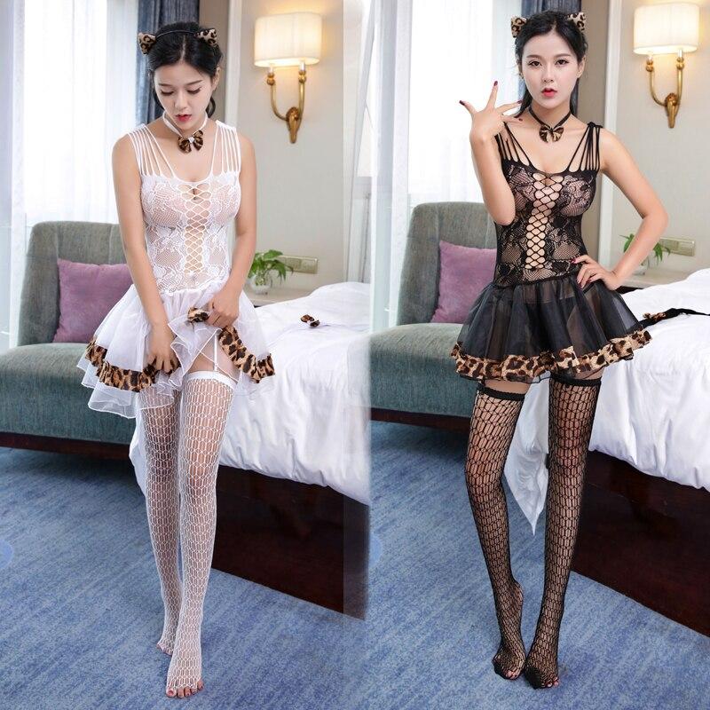 Porno Babydoll gelin düğün elbisesi kadınlar için erotik iç çamaşırı seksi iç çamaşırı sıcak erotik iç çamaşırı pijama rol oynamak seksi kostümleri