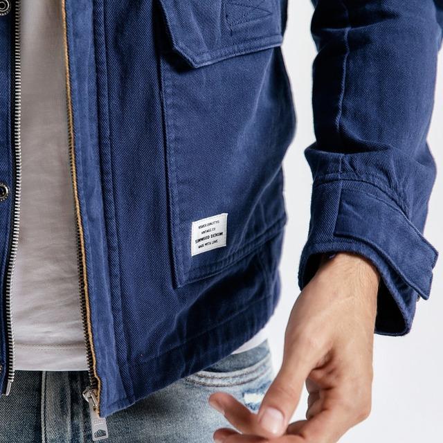 Men's Fashion Cotton Jacket