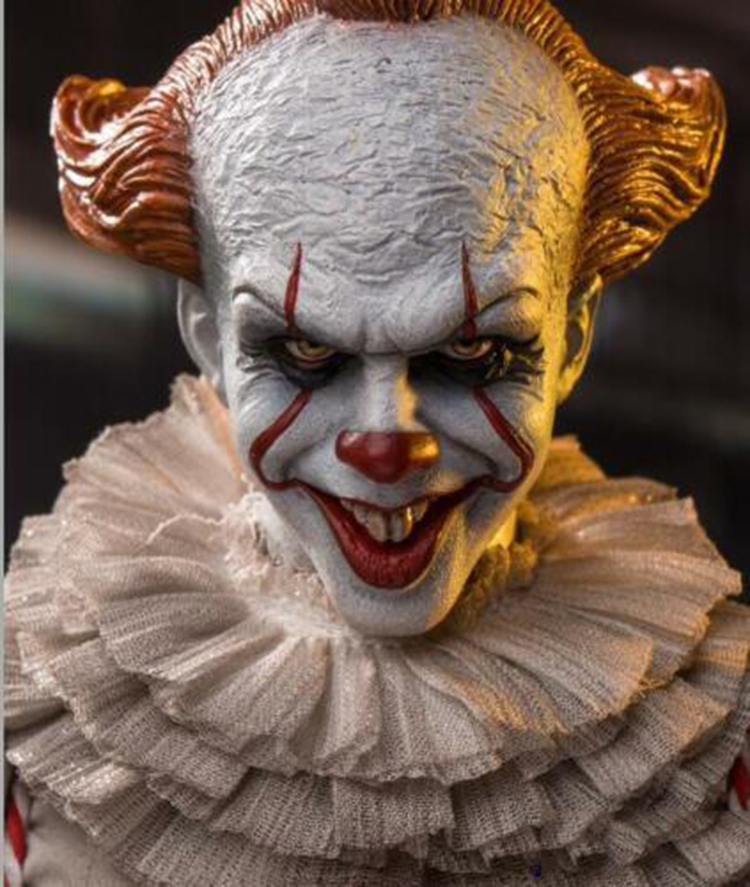 ACME TOYS 1//6 Scale Clown IT Pennywise Evil Joker Action Figure Toys INSTOCK