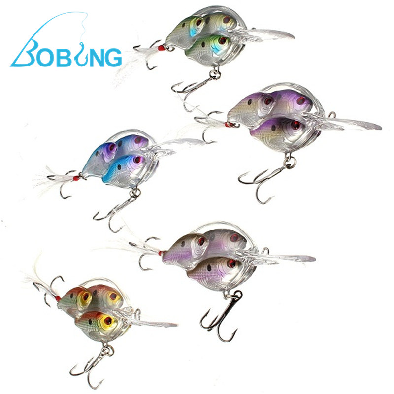 5pcs/lot 3D Eyes Fishing Lures Carp Wobbler Artificial Bait Jerkbait Bass Crankbait Feather Hooks Fishing Tackle Accessory Tool 5pcs lot fishing lure lures 5 5cm 8g pesca hook fishing wobbler hard bait crankbait ackle artificial bait carp fishing accessory