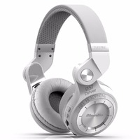 Bluedio T2+ Powerful Bass Stereo Bluetooth 4.1 Headphone Wireless Headset Support FM Radio Micro SD Card Play With Microphone