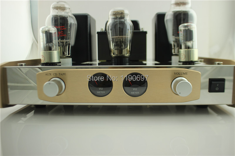 цена на 2A3C Single Ended Tube Amplifier 5Z3PAT Rectifier Tube 6N9PJ Tube Hifi Stereo Audio Vacuum Tube Power Amplifer