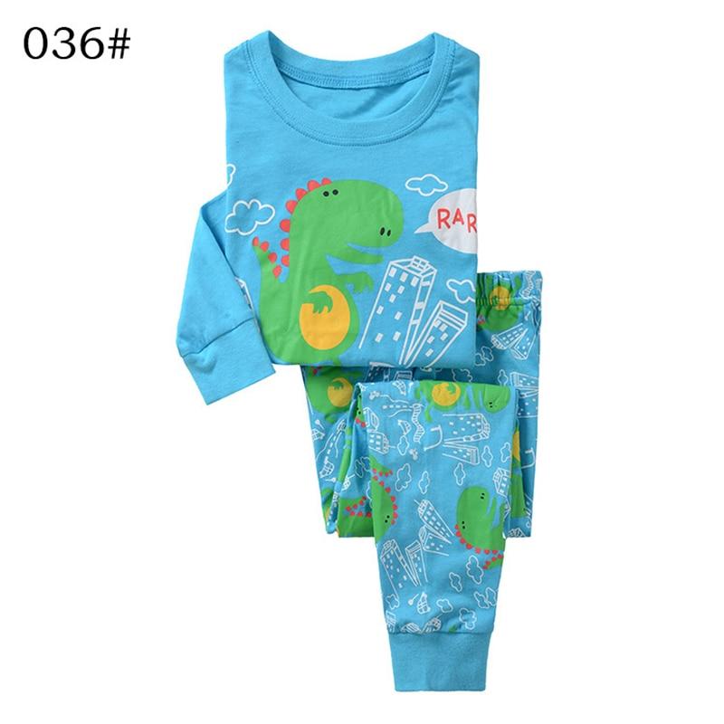 Online Buy Wholesale boys dinosaur pajamas from China boys ...