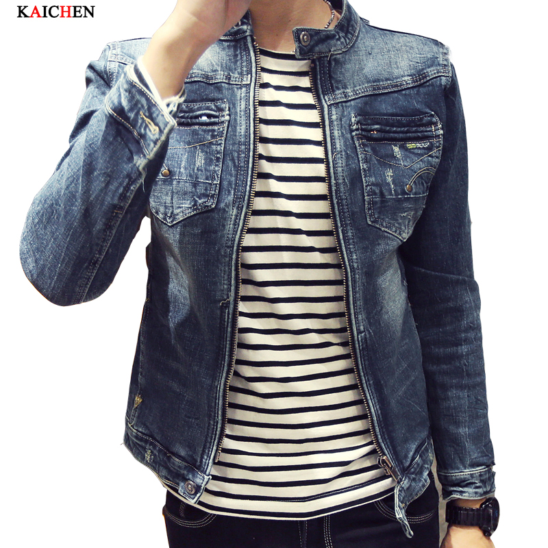 Compare Prices on Jean Jackets for Men Slim Fit- Online Shopping ...