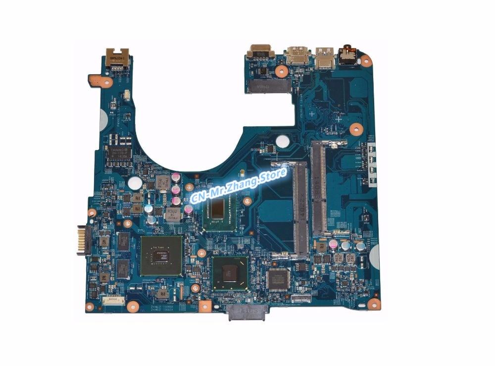 SHELI FOR font b Acer b font Aspire E1 470P Laptop Motherboard W I3 3217U CPU