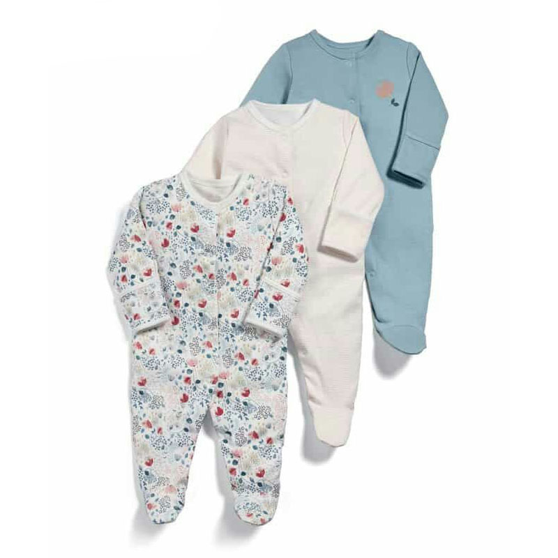 Newborn Clothes Baby   Rompers   Autumn Winter 3pcs Long Sleeve Jumpsuit Baby Boy   Romper   Girl Clothes Infant High Quality Clothing