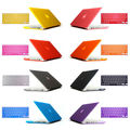 """2in1 freeship gift Matte Hard Crystal Glossy Cover Case shell+ Keyboard Skin For 11"""" 12"""" 13"""" 15"""" inch New Macbook Air Pro Retina"""