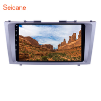 Seicane Android 6.0/7.1/8.1 9 inch Car Radio For TOYOTA CAMRY 2007 2008 2009 2010 2011 GPS Multimedia Player Stereo Head Unit