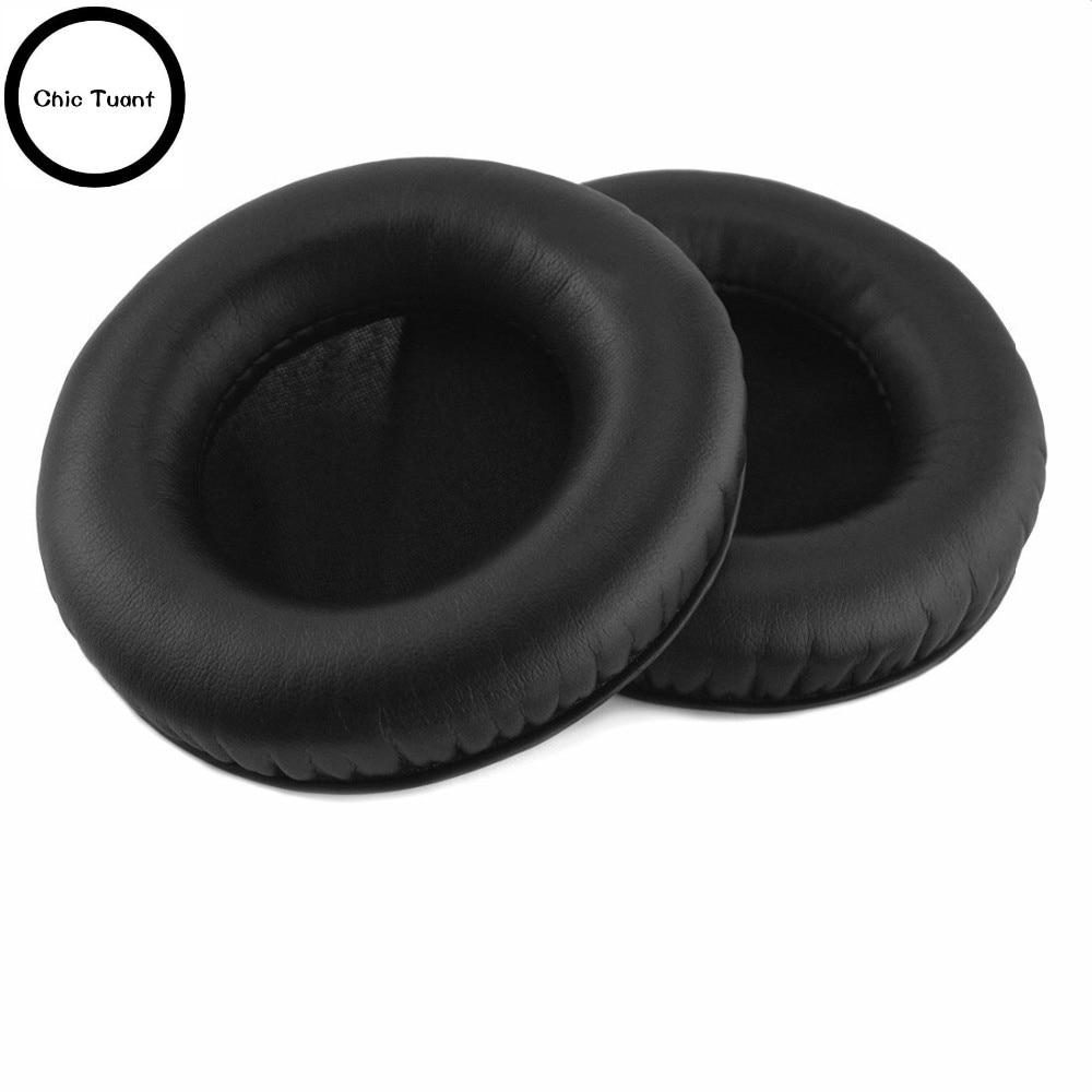 Cushion For Creative Aurvana Live Headphone Headset Replacement Ear Pad Ear Cushion Ear Cups Ear Cover Earpads Repair Parts replacement sponge ear pad cushion for monster beats pro detox headphone headset