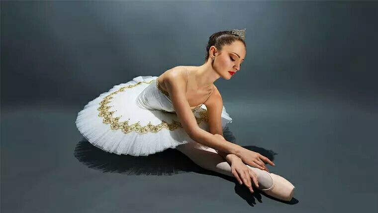 Picture of 2017 Swan Lake Ballet Dress Adult Professional Ballet Tutus Ballet Leotards For Women Girls Ballet Dance Costume Stage Dancewear