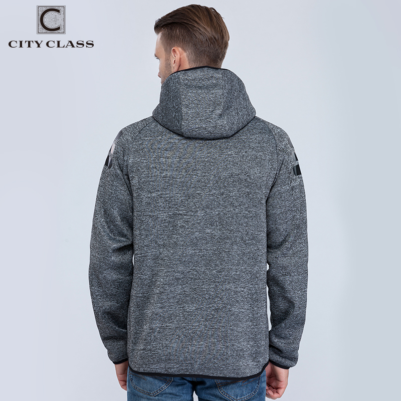 CITY CLASS 2018 Herbst Winter Herren Hoodies von Brand Clothing - Herrenbekleidung - Foto 4