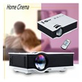 Quality Original UC40 Mini Portable 3D Projector HDMI Home Theater Cinema Beamer Multimedia Proyector Full HD 1080P Video