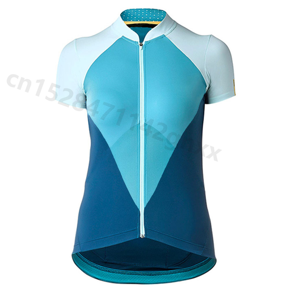 2019 Mavic Cycling Jersey Summer Breathable Cycling Clothing Pro team Racing shirt MTB Bike Clothes Mountain Bicycle Sportswear in Cycling Jerseys from Sports Entertainment