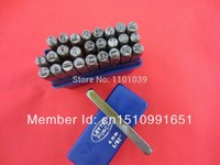 2014 27pcs 8 MM Capital Letter A Z Punch Stamp Set Steel Punch Tool Jewelry Stamp