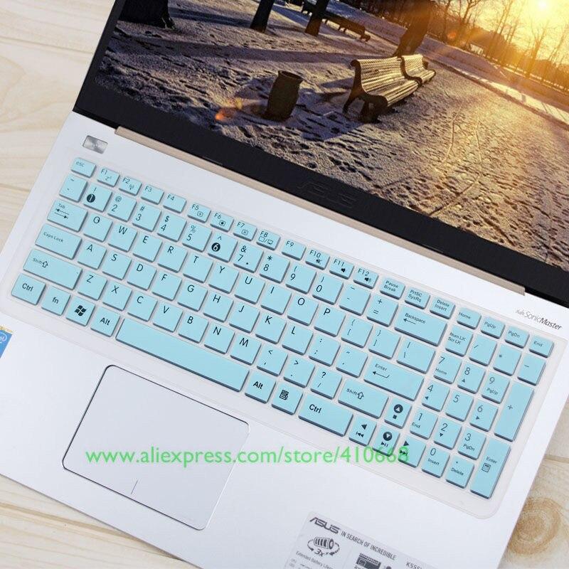 TPU Keyboard Skin Cover Protector For  Asus ROG GL752 GL752VL GL752VW